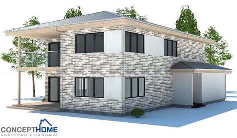 affordable home plans modern house plan ch146 affordable home plans modern affordable home plan ch178
