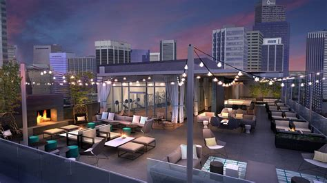top bars in denver in the era of experience rooftop bars are an elevated draw hotel management