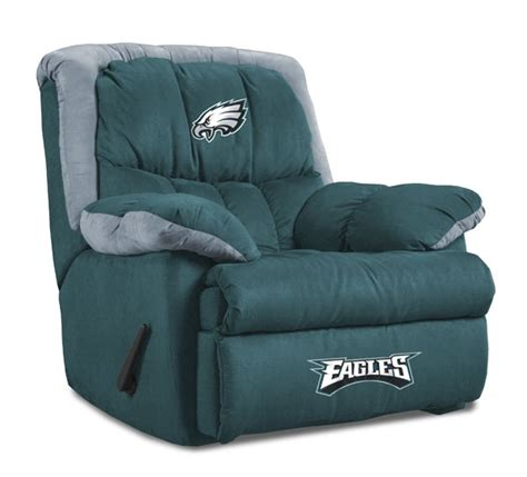 philadelphia eagles recliner philadelphia eagles home team recliner dazzlezoom