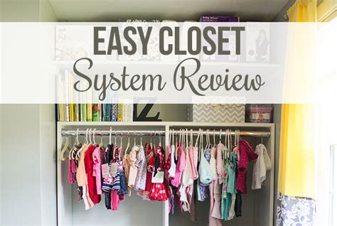 Easy Closets Reviews by Easy Closet System Review I Planners