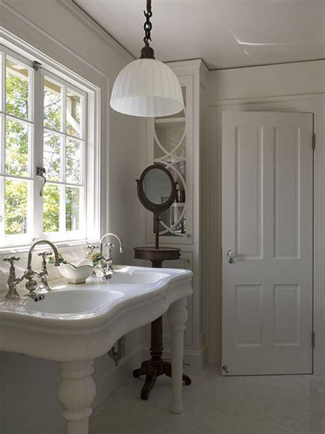 double parisian pedestal sink french bathroom wendy