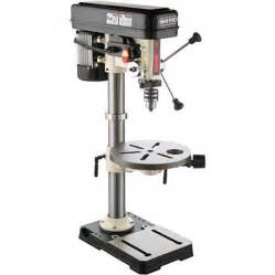 Bench Top Drill Press Stand Drill Presses Shop Fox 3 4 Hp 13 Inch Bench Top Drill