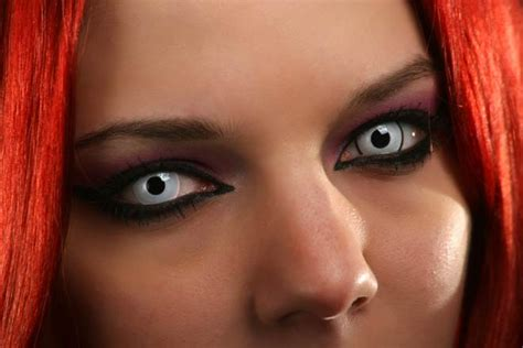 custom color contacts contact lenses and other special effect contacts