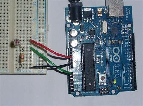 tutorial arduino breadboard image gallery ldr arduino