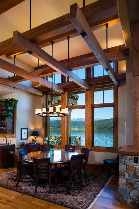 reid smith architects teton heritage builders