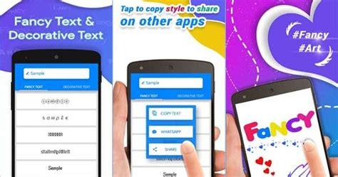 aplikasi membuat tulisan keren online 5 aplikasi membuat huruf gaul dan keren di android