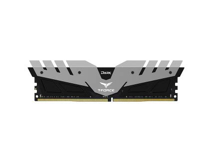 Team 8gb Ddr4 4gbx2 Pc 3000 Gray team t ddr4 3000 4gb 2 16 18 18 38 1 35v gray
