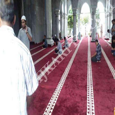 Karpet Masjid 97 pemasangan karpet masjid al mi raj rest area km 97