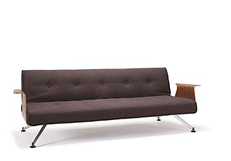 innovations sofa clubber sofa bed with three back positions