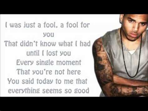 chris brown all back lyrics metrolyrics chris brown all back lyrics video youtube