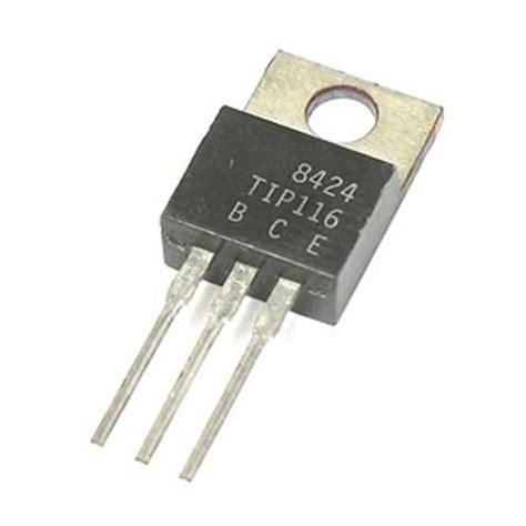 2n3055 transistor terminals electronic goldmine pkg 10 sgs tip116 pnp transistors