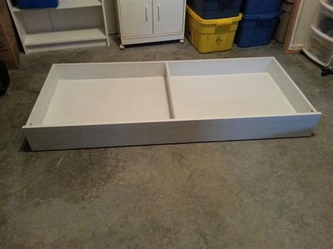 Underbed Storage Drawers On Wheels by For Sale White Underbed Storage Drawers On Wheels Nanaimo Nanaimo