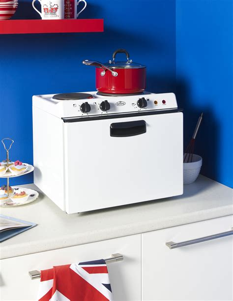stove oven small electric ovens baby belling 121r