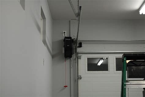 Wall Mount Garage Door Opener by Wall Mount Garage Door Opener For The Garage