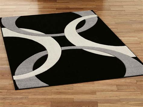 black rugs for bedroom timeless theme of room decoration with white and black rugs with nice blend stroovi