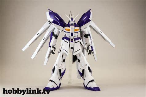 Nu Gundam Ver Ka gunpla tv episode 156 mg hi nu gundam ver ka
