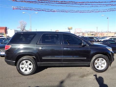 2009 saturn outlook problems 2009 saturn outlook xe awd 4dr suv in pueblo co discount