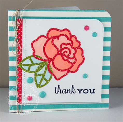ideas for to make how to make thank you cards km creative