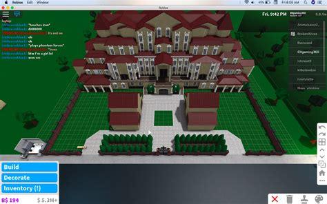 italian style mansion bloxburg