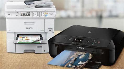 Printer Canon Dan Epson perbandingan printer canon dan printer epson bagus mana