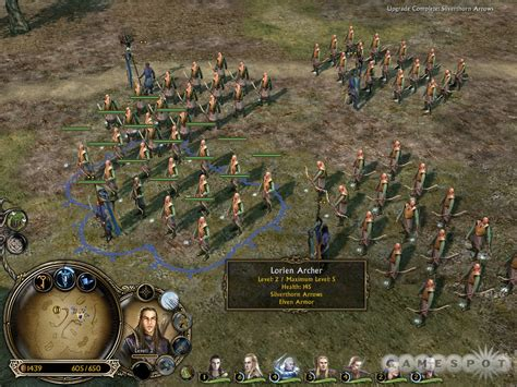 Battle Earth the lord of the rings the battle for middle earth ii