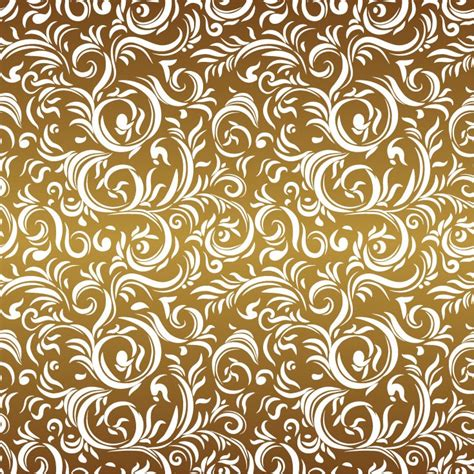 floral pattern background free vector floral seamless pattern background vector illustration