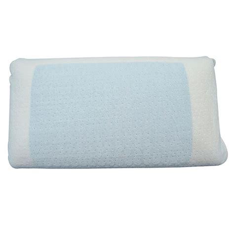 Pillow Chiller by Cooling Memory Foam Pillow Memory Foam Pillows