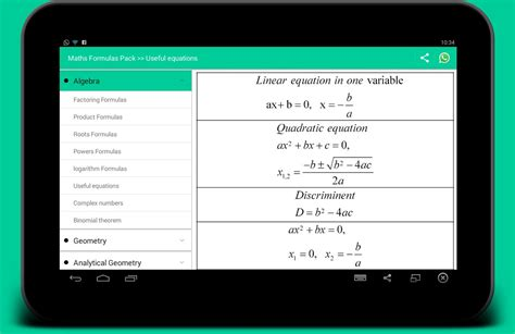 formula all apk all math formula apk free education app for android apkpure