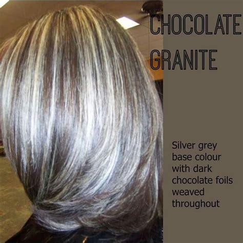 best 20 gray hair highlights ideas on pinterest 25 best ideas about gray highlights on pinterest gray