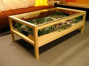 Coffee Table Model Railroad Craftsman Structures Waterfront Willy S In N Scale Coffee Table