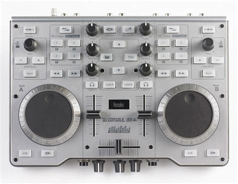 console hercules mk4 hercules unveils new portable dj mixing console