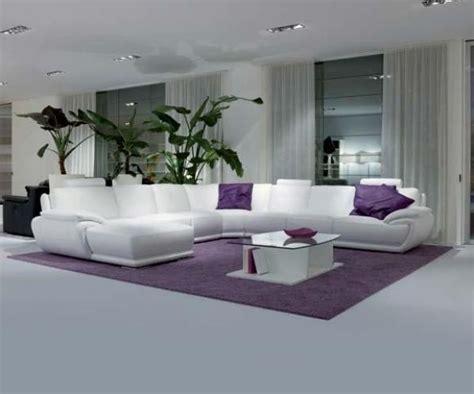 Supérieur Decoration Salon Mauve Et Gris #1: salon-blanc-et-mauve-1271059767.jpg