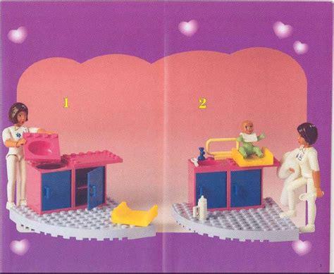 where is my instruction manual the shared nursery a tour instructions for 5874 1 nursery bricks argz com