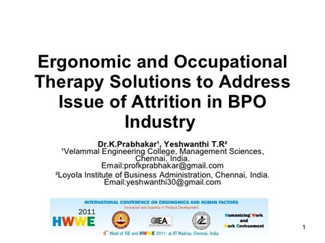 therapy issue 1 ergonomic and occupational therapy solutions to address