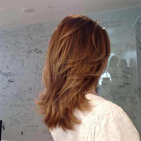 how to cut interior layers 20 photo of v shaped layered short haircuts