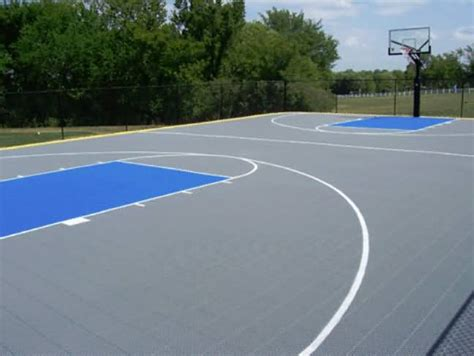 backyard basketball court price outdoor basketball court tile for backyard courts