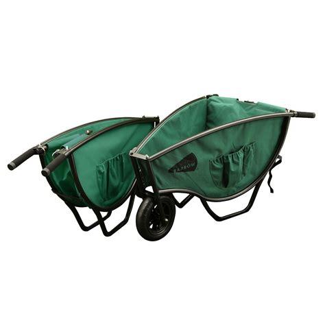 narrow barrow nb4001gr wheelbarrow sears outlet