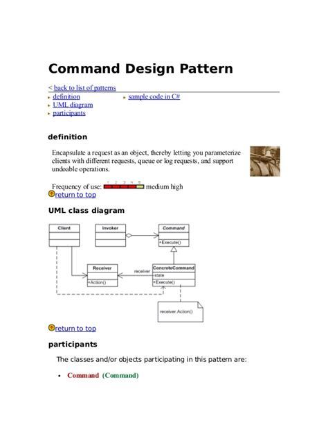 design pattern dot net 27418524 design patterns dot net with exles