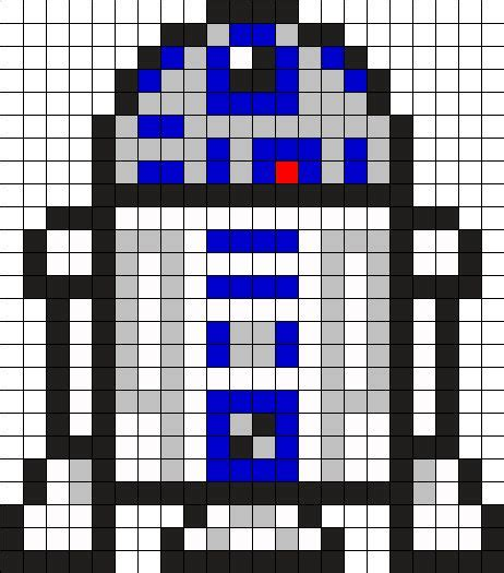 bead templates wars perler bead patterns u create