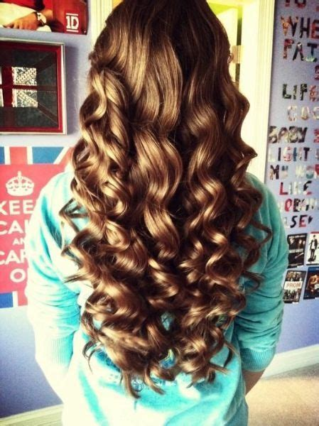 17  best ideas about Spiral Curls on Pinterest   Curly