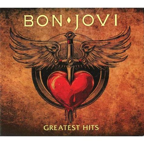 Cd Original Bon Jovi Greatest Hits The Ultimate Collection bon jovi greatest hits records lps vinyl and cds musicstack