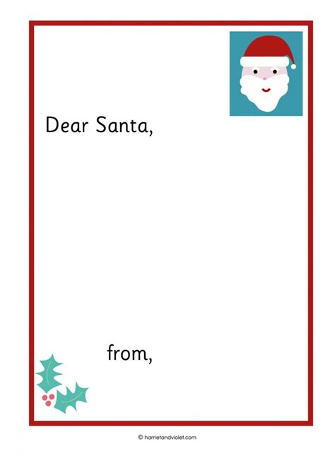 letter to santa template eyfs free teaching resources eyfs ks1 ks2 primary teachers