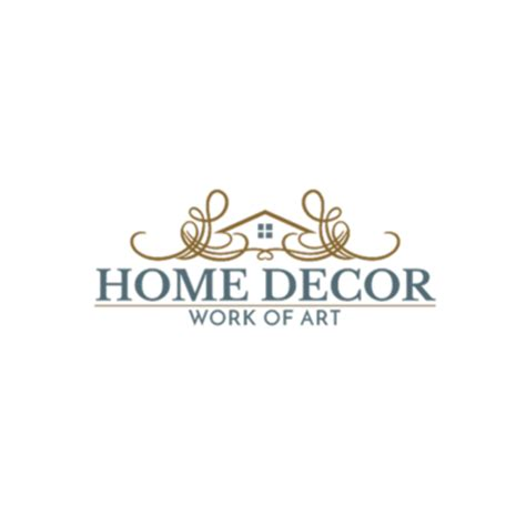 home decor logos logo designs exotictheme marketplace
