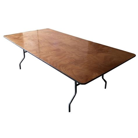 8 Ft X 4 Ft King Tables Just 4 Rentals Santa