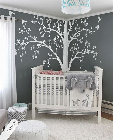 tree decals nursery wall best 25 tree decal nursery ideas only on tree