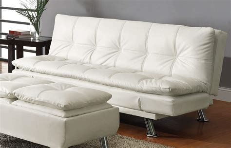 Futon Sof by Sofa Beds Contemporary Styled Futon Sleeper Sofa With