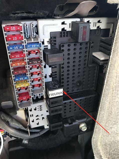 xc  lost  ability  open  rear trunk hatch
