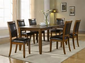 7 piece dining room sets monarch specialties inc 7 piece 72x36 dining room set in