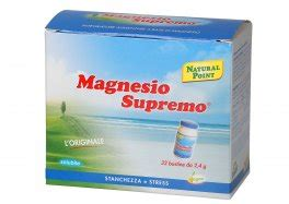 magnesio supremo ai bambini magnesio supremo