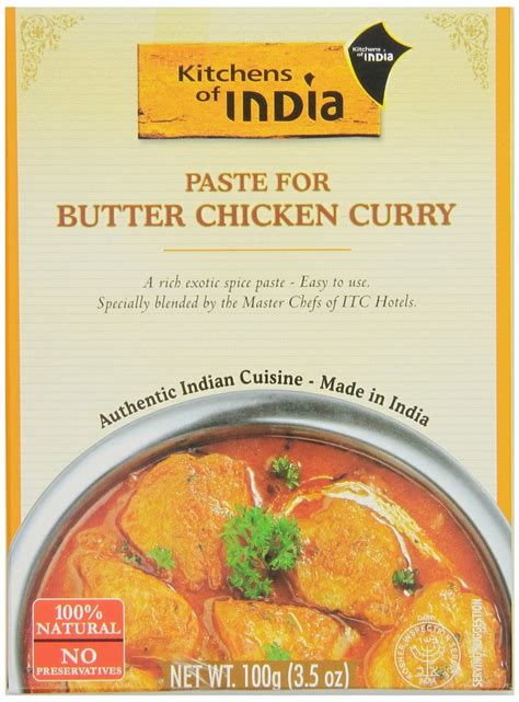 Kitchens Of India Butter Chicken by Kitchens Of India Butter Chicken Curry Paste 3 5 Oz Jet